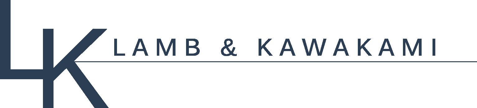 Lamb & Kawakami LLP